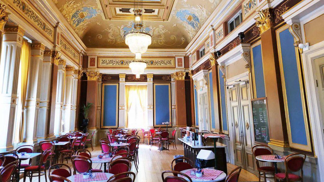 Bild av Café Amadeus