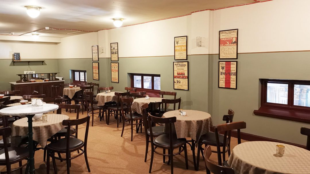 Bild av Fattigmanscaféet