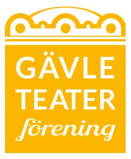 Gävle Teaterförenings logotyp